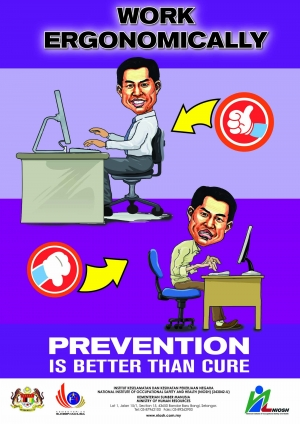 Work Ergonomically Prevention Is Better Than Cure