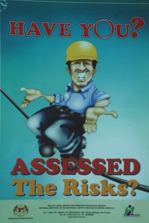 Have You Assesssed The Risks?