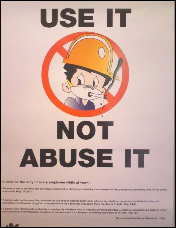 Use It... Not Abuse It